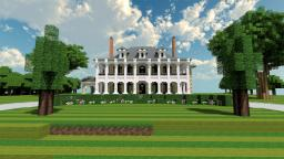 Classic Southern Mansion #2 -- Comeback post! Minecraft Map & Project