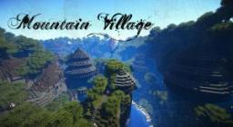 The Village in the Mountains (With Download) Minecraft Map & Project