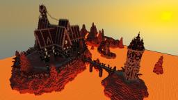 Eskmorra - Nether Fortress [Download] Minecraft