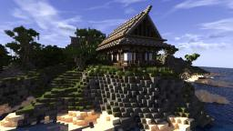 Luxurious oriental island resort by poohcraft Minecraft Map & Project