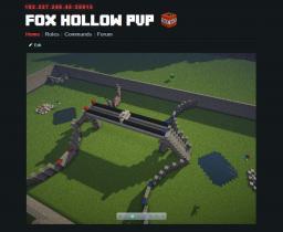 Fox Hollow PVP Minecraft Server