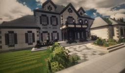Traditional Mansion | Cubed Minecraft Map & Project