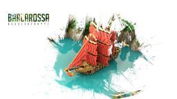 Barcarossa - Epic Ship Minecraft Map & Project