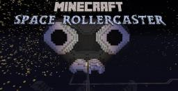 Space RollerCoaster Map Minecraft 1.8 Minecraft Project