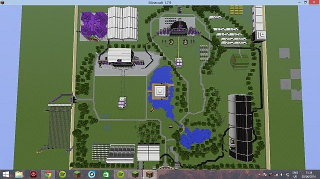 Projection Mapping Stage Stages Minecraft Project