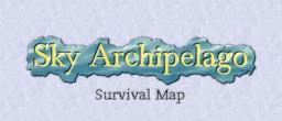 ~Sky Archipelago~  Survival Map Minecraft Map & Project