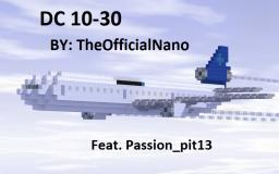 DC-10-30 (Mega-Package) Minecraft Project