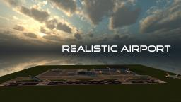 Realistic Airport Minecraft Map & Project