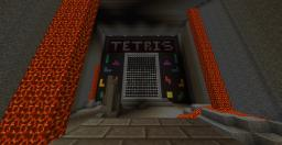 [Minigame] Tetris Dual (2+ Players) Minecraft Map & Project