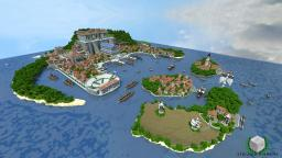 TheReawakens - Metropolis of Miletus Minecraft Project