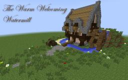 The Warm Welcoming Watermill Minecraft Map & Project