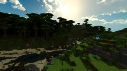 Aureliath Jungle Minecraft Project