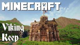 Small Viking Keep Minecraft Map & Project