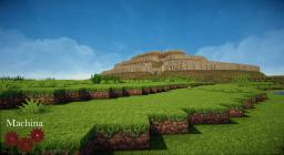 Gaelic Hill fort Minecraft Project