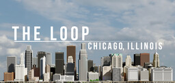 The Loop - Chicago, Illinois 1:1 Project Minecraft Map & Project