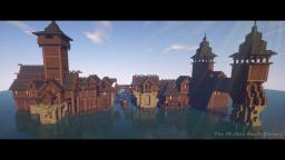 Lake-Town - The Gate (Sneak Peek) Minecraft