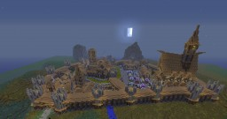 The City Of Terus Minecraft Map & Project