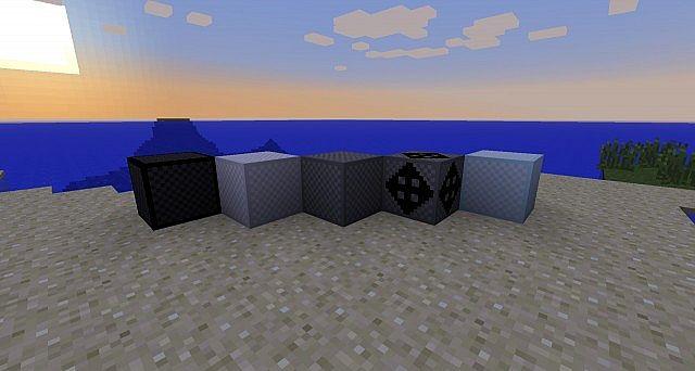 The Blocks added.