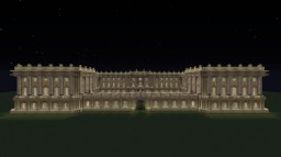 Palacio Real Minecraft Map & Project