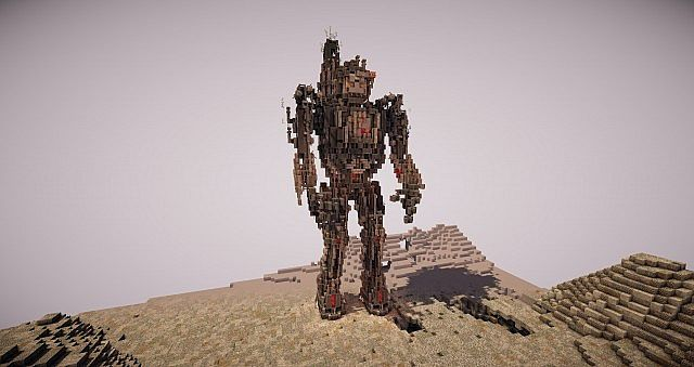 Robot Minecraft Project