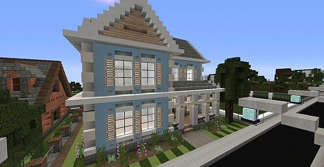 Small Traditional Home Minecraft Project - photo#32