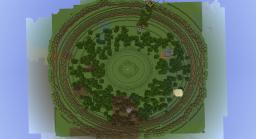 Hungergames ohne Plugin Minecraft Map & Project