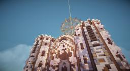 Daëlius - The Heaven Temple Minecraft Map & Project
