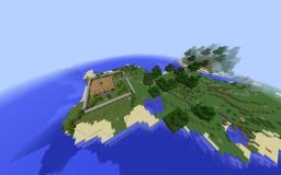 Wëra Twin Islands Minecraft Map & Project