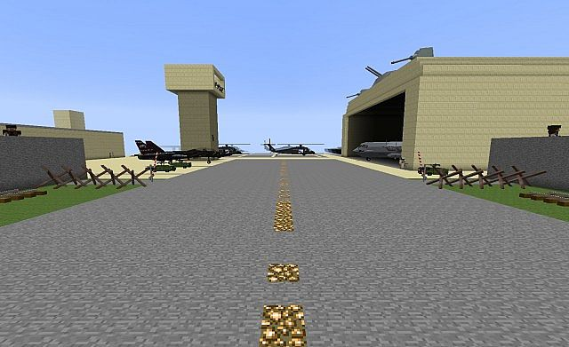 how to make a army stuff in minecraft