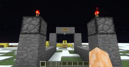 Self-reloading TNT Cannon Minecraft Map & Project