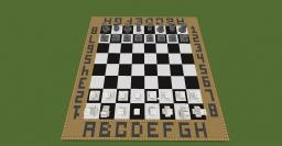 62x62x6 ChessBoard! - Watch The Schemagic! Minecraft