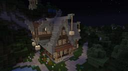 Wizard House Minecraft Project