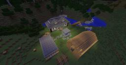 The Logging Farm Minecraft Map & Project