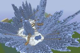 Glacier PVP Minecraft Map & Project