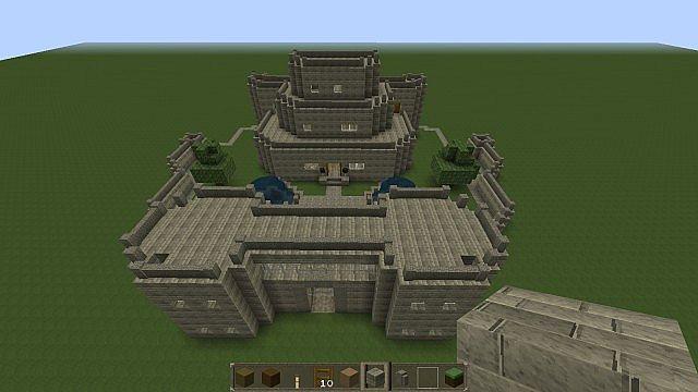 Runescape World (F2P) Minecraft Project