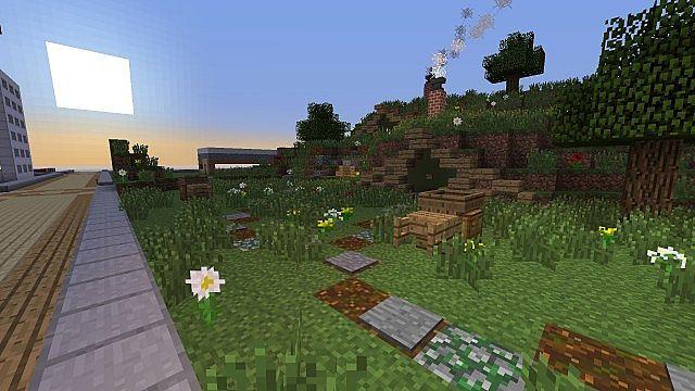 How Do You Build A Minecraft Shire