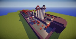 Total Wipeout - 1.7.9 Minecraft Map & Project