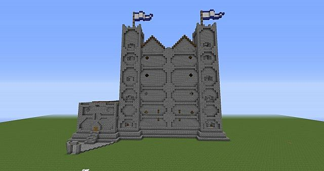Early Medieval Keep Update 2 Minecraft Project