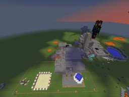 My world that i play on alot Minecraft Map & Project