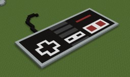 NES Controller Minecraft Map & Project