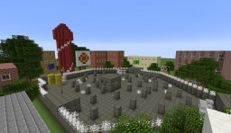 Military map Minecraft Map & Project
