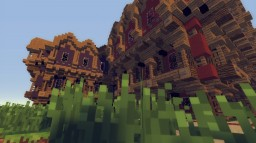 Clayton Village! Minecraft