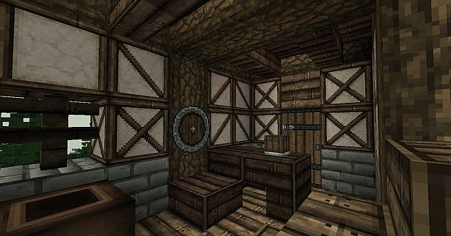 Cottage interiors in the Plains Biome