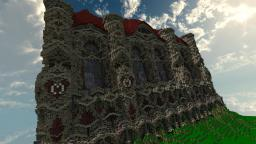 Castillo Rojo Minecraft Project