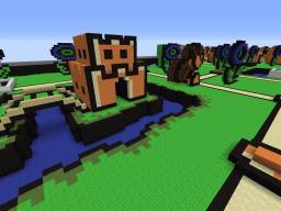 Super Mario 3 Big Island Minecraft Map & Project