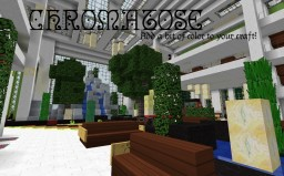 SRD's Chromatose x64 [1.8S] - [1.8E] (Latest snapshot) Put a splash of color on your minecraft!