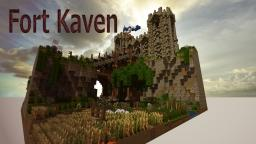 Fort Kaven- Creative Node Plot Minecraft Map & Project