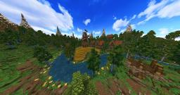 Medieval PvP Map by Adeptx3 Minecraft