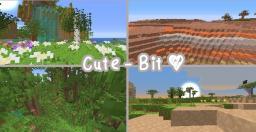 ραℵdαℌ ♥ cυтє - вıт Minecraft Texture Pack