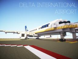 Delta International Airport - Keralis Server Minecraft